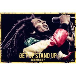 Bob Marley - Get Up Stand Up - plakat