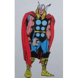 Duża naklejka Marvel Comics THOR - naklejki