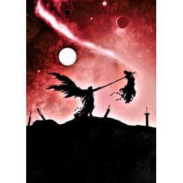 Final Fantasy Vintage Poster v2 - plakat