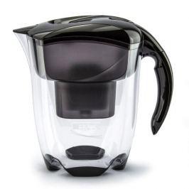 Dzbanek do filtrowania wody plastikowy BRITA ELEMARIS CZARNY 2,4 l