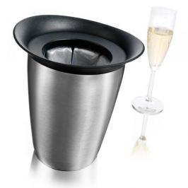 Schładzacz do szampana VACU VIN RI STALOWY