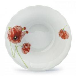 Miska / Salaterka porcelanowa FLOWERS NANNA BIAŁA 0,3 l