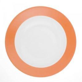 Talerz deserowy porcelanowy KAHLA PRONTO COLORE POMARAŃCZOWY 20,5 cm