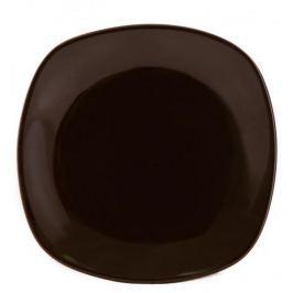Półmisek ceramiczny BRĄZOWY 30 cm