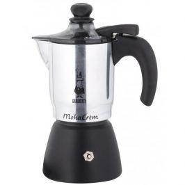 Kawiarka aluminiowa ciśnieniowa BIALETTI MOKA CREM - kafetiera na 3 filiżanki espresso