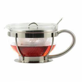 Dzbanek do herbaty szklany z zaparzaczem ZEST FOR LIFE KING 1,2 l