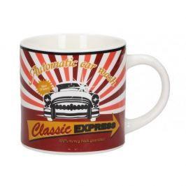 Kubek ceramiczny boss z napisem DUO ALL COOL COFFEE MAROON 400 ml