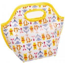 Torba na lunch / Lunch bag ZAK DISNEY KUBUŚ PUCHATEK I PRZYJACIELE BIAŁY 35 x 27 cm