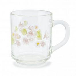 Szklanka do kawy i herbaty szklana LUMINARC JADE MIX WZORÓW 250 ml