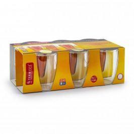 Szklanki do kawy i herbaty szklane TERMISIL BOROSILICATE 350 ml 6 szt.