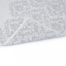 Ręcznik łazienkowy bawełniany MISS LUCY DORACE BIAŁY 50 x 90 cm