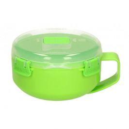 Pojemnik na śniadanie plastikowy SISTEMA TO GO MIX KOLORÓW 0,9 l