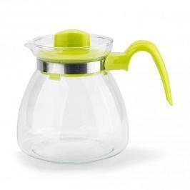 Dzbanek do herbaty i kawy szklany TERMISIL MAJA ZIELONY 1,25 l
