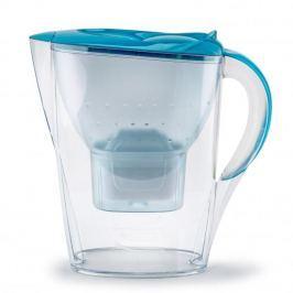 Dzbanek do filtrowania wody plastikowy BRITA MARELLA BŁĘKITNY 2,4 l