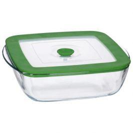 Naczynie szklane żaroodporne kwadratowe PYREX COOK  2,2 l