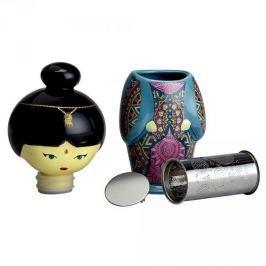 Zaparzacz do herbaty ceramiczny EIGENART GEJSZA ANADI WIELOKOLOROWY