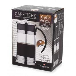 French press / Zaparzacz do kawy tłokowy szklany GRUNWERG NUVO 1 l