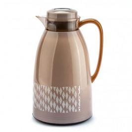 Termos konferencyjny do kawy i herbaty plastikowy FLORINA PASTEL RÓŻOWY 1 l