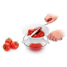 Przecierak do warzyw i owoców plastikowy TESCOMA HANDY BIAŁY 23 cm