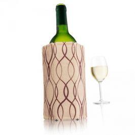 Schładzacz do wina plastikowy VACU VIN LEN BEŻOWY