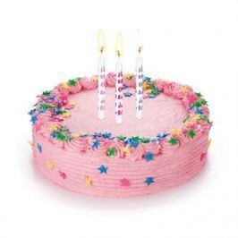Świeczki urodzinowe na tort dla dzieci TESCOMA DELICIA KIDS BIAŁE 12 szt.