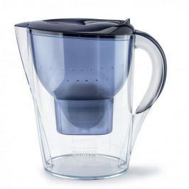 Dzbanek do filtrowania wody plastikowy BRITA MARELLA XL NIEBIESKI 3,5 l