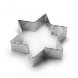 Foremka / Wykrawacz do ciastek i pierników metalowy GWIAZDA 6,5 cm