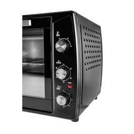 Mini piekarnik elektryczny metalowy CAMRY GRAND CZARNY 2200 W
