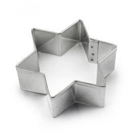Foremka / Wykrawacz do ciastek i pierników metalowy CLASSIC STAR 5,5 cm