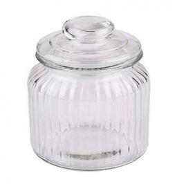 Słoik z pokrywką szklany SPICES 0,6 l