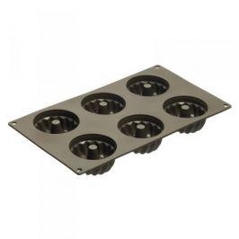 Forma do pieczenia 6 muffinek i babeczek silikonowa LURCH