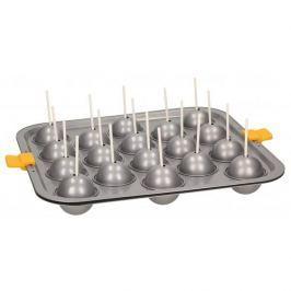 Forma do pieczenia 18 lizaków cake pops stalowa PATISSE