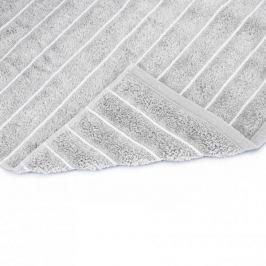 Ręcznik łazienkowy bawełniany MISS LUCY VACANZA SZARY 70 x 140 cm