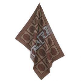Ręczniki kuchenne bawełniane KELA COFFEE BRĄZOWE 70 x 50 cm 2 szt.