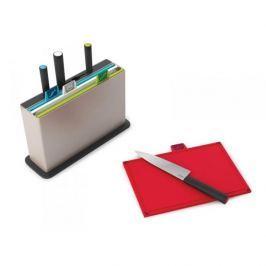 Deski do krojenia na stojaku z nożami JOSEPH JOSEPH INDEX