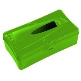 Pudełko na chusteczki KOZIOL PING PONG ZIELONE