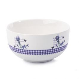 Miseczka / Salaterka porcelanowa LAVENDER BIAŁA 0,5 l