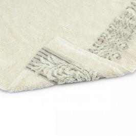 Ręcznik łazienkowy bawełniany MISS LUCY MARTYNIKA KREMOWY 50 x 90 cm