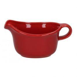 Sosjerka ceramiczna CZERWONA 400 ml