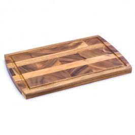 Deska do krojenia drewniania ZASSENHAUS MAŁA 36 x 23 cm