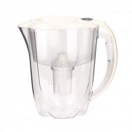 Dzbanek do filtrowania wody plastikowy AQUAPHOR IDEAL BIAŁY 2,8 l