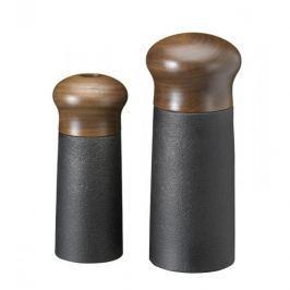 Pojemnik na sól żeliwny SKEPPSHULT WALNUT