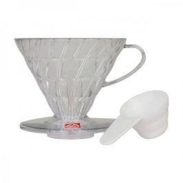 Dripper / Filtr do kawy plastikowy HARIO DRIPPER CLEAR V60-02