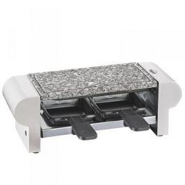 Grill elektryczny raclette kamienny KUCHENPROFI HOT STONE DUO BIAŁY 400 W