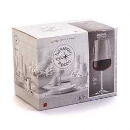 Kieliszki do czerwonego wina szklane BORMIOLI ROCCO RISERVA INNOVATI 550 ml 6 szt.