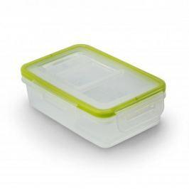 Pojemnik na żywność plastikowy BRANQ QUATTRO QLOCK 0,37 l