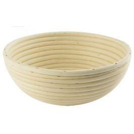 Koszyk do wyrastania chleba rattanowy OKRĄGŁY 21 cm