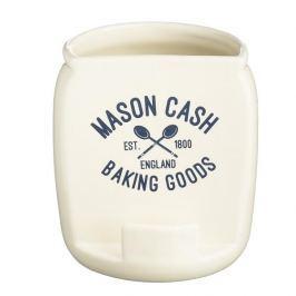 Pojemnik na przybory kuchenne kamionkowy MASON CASH VARISTY KREMOWY