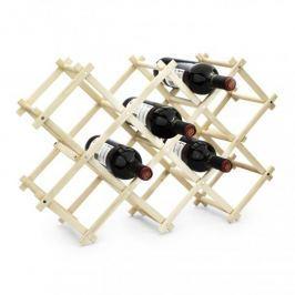 Stojak na wino drewniany składany PRACTIC VINE