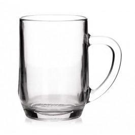 Kufle do piwa szklane CLASSIC 2 szt.